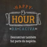 Campanha de Natal no Happy Hour da Caciva