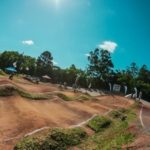 Sábado de final do Gaúcho de BMX no parque